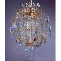 水晶吊灯 现代水晶灯 阁雅精品 吊灯 GY-6077