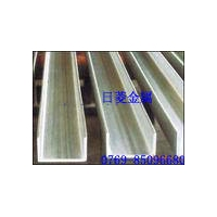 供应316L不锈钢槽钢、浙江316不锈钢槽钢