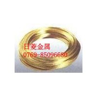 C2680环保黄铜线、C2620环保黄铜线、H62环保黄铜线