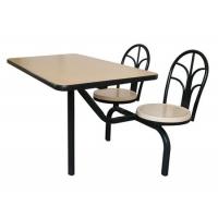 河源快餐桌椅,板式餐桌椅,奶茶店餐桌椅