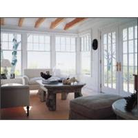 美式纯木窗