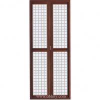 南京门业-欧堡罗内门-有轨小折叠门-4