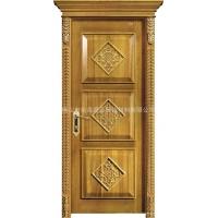 专业承接定做家居环保室内门 烤漆木门  纯手工雕花木门