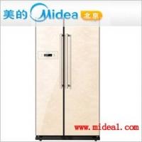 美的BCD-555WKMB对开门冰箱