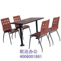 供應學校餐桌椅,學生食堂餐桌,4人餐桌椅