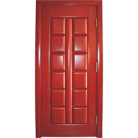 原始木门系列 西安家美佳实木烤漆门