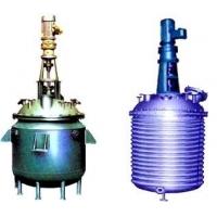 2000L电加热不锈钢反应罐价格