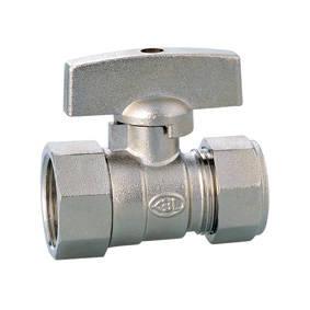 鋁塑管球閥(短柄)-- 凱貝利閥門