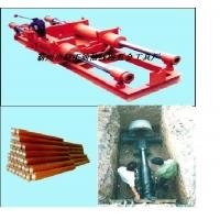 单缸水泥管顶管机 顶管机钻杆 顶管机主体