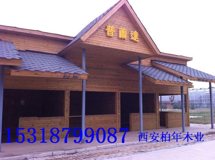 由于重型木屋采用整体榫卯结构