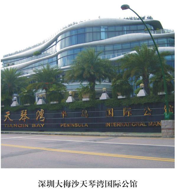 深圳天琴湾半岛国际公寓