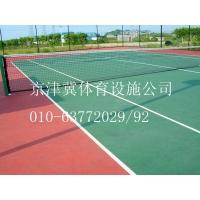 承接丙烯酸网球场-网球场专用材料-网球场地面材料-施工塑胶网