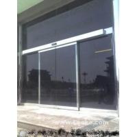 天津安装玻璃门,东丽区安装无框玻璃门技术**