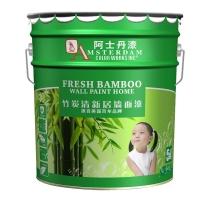 阿士丹内墙极品漆内墙涂料超易洗竹炭墙面漆净味祛甲醛