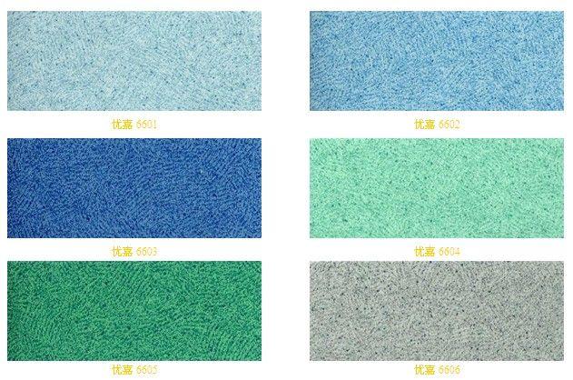 成都PVC卷材地板�n�A��嘉系列