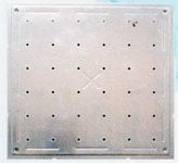 慧通地板 铆接式平板网络地板