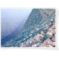 镀锌石笼网 包塑石笼网