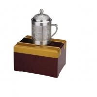 梅兰菊竹(锡杯)