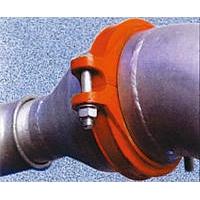 卡箍连接 钢塑复合管 给水 消防 排污 化工 防腐 耐磨 石