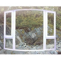 继宏铝塑门窗-铝合金窗