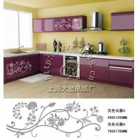 橱柜 烤漆门板 门板贴花 大盟水移画 水转印