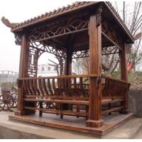 南京防腐木-南京同洲木业--亭子