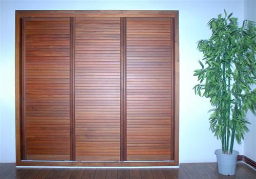 湘联实木衣柜门产品图片