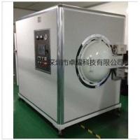 深圳卓耀批量生产碳钢半自动高压除泡机,消泡机,脱泡机