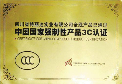 2009 3C认证