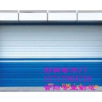 北京彩钢卷帘门