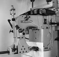 双机针缝包机(缝口机)