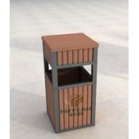 广州木塑垃圾箱