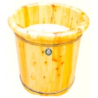 奇浴木桶-高脚盆