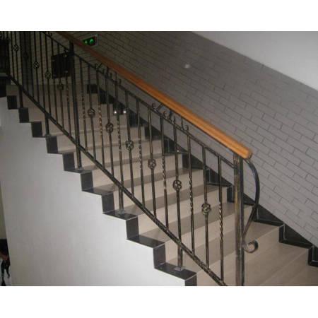 南京铁艺 楼梯扶手 1