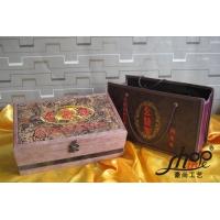 豪尚厂家直销高档木制茶叶包装盒 210克装