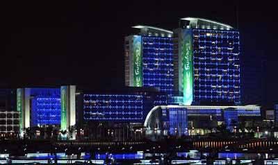 奥帆赛举办城市青岛夜景照明(组图)