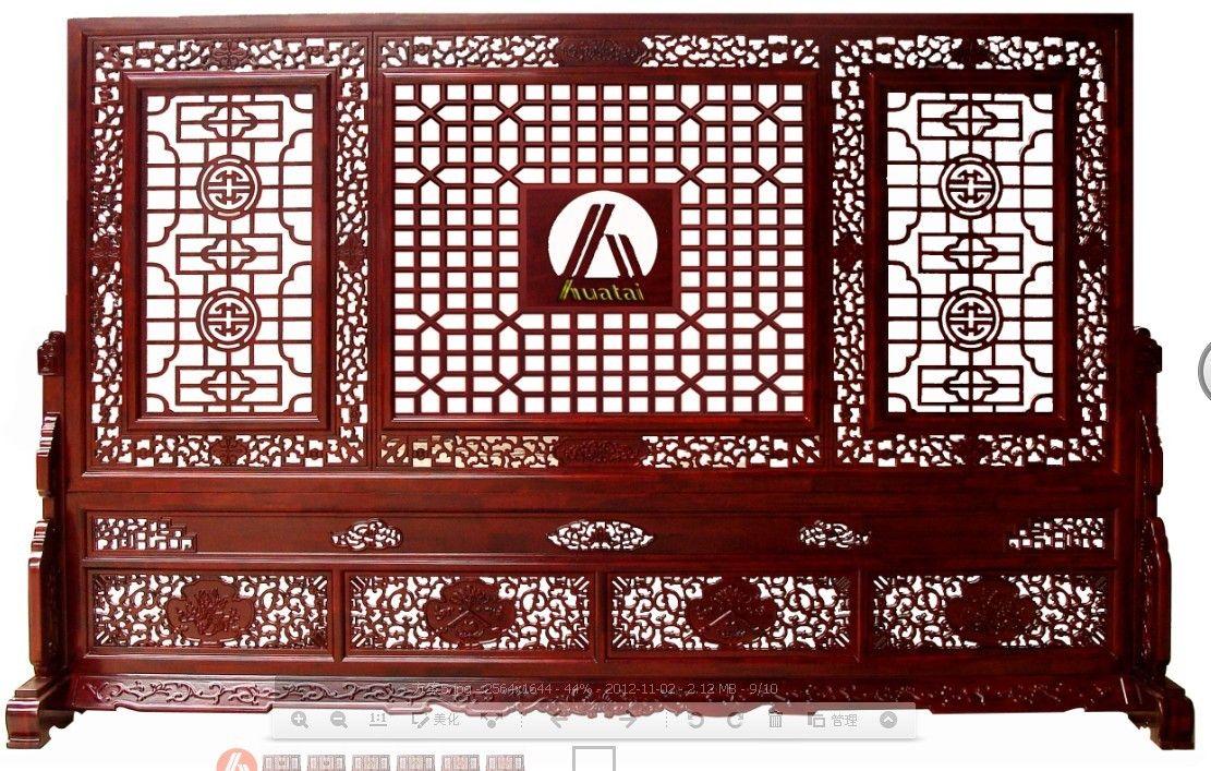 重庆家具仿古|重庆仿古木雕|达江东渝隔断屏风志成重庆西门窗好不好图片