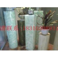 北京人造透光板 树脂植物板 树脂夹植物