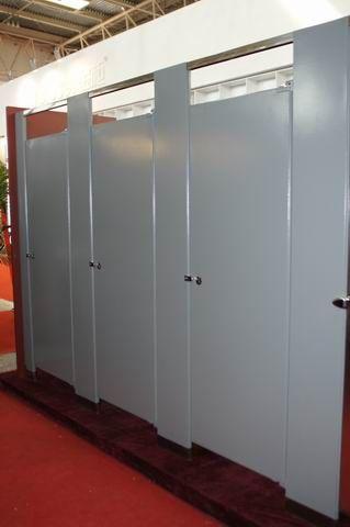 金属卫生间隔断