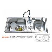 不锈钢水槽D05-MISD