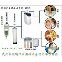 全屋家用净水系统|全屋净水器|前置过滤器|中央净水器|软水机
