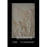 供应仙女戏水浮雕,砂岩浮雕壁画,沐浴美女雕塑