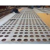 供应不锈钢花板/加工气箱除尘器多孔板