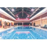 东莞市凯悦大酒店(五星级)游泳池防水批荡施工工程
