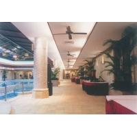 东莞市凯悦大酒店(五星级)的健身室内墙防水批荡施工工程