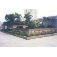 广州华天国际广场新建花坛渗水到地下车场施工工程
