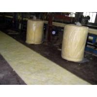 鸡棚屋面玻璃棉卷毡,彩钢大棚玻璃丝保温棉,隔热玻璃棉