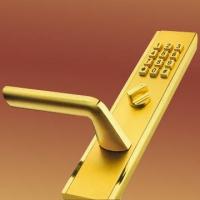 按键式机械密码锁