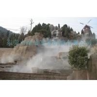 高压喷雾系统 人造雾系统 冷雾系统 喷雾风扇