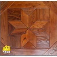 大森金格实木浮雕拼花地板